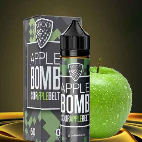 Apple Bomb by VGOD1