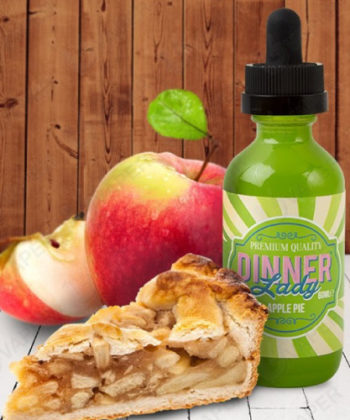 Apple Pie – Vape Dinner Lady E-Liquid – 60mL