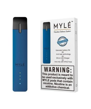 MYLE Royal Blue