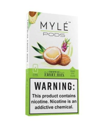 Myle Tropical Fruit Mix