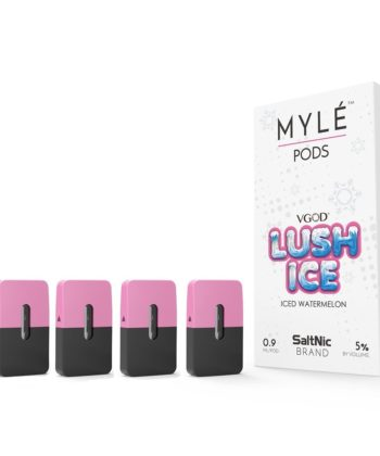 Myle Lush Ice by VGOD Salt Nic