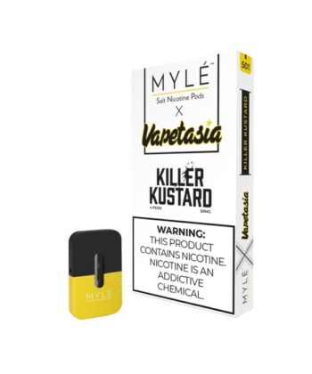 Myle Killer Kustard by Vapetasia