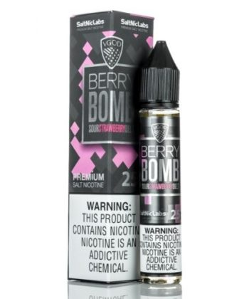 Berry Bomb by VGOD Salt Nic