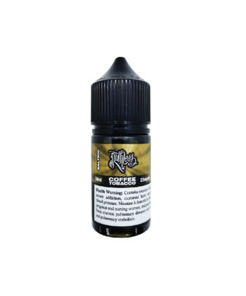 Coffee Tobacco by Ruthless Salt Nic