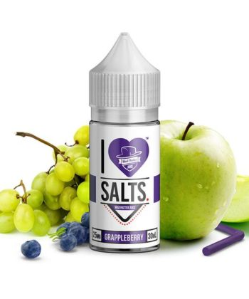 Grappleberry I Love Salts by Mad Hatter Juice