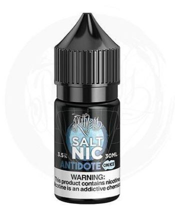 Antidote on Ice by Ruthless Salt Nic