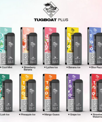 Tugboat Plus 800 Puffs Disposable Pod – 1 Pod
