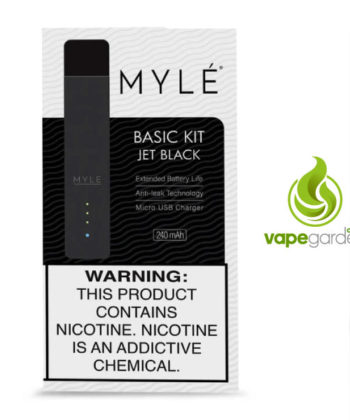 MYLE V4 Jet Black Device